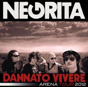 Negrita : Dannato Vivere Tour 2012