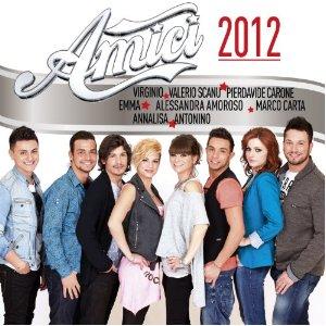 Amici 2012