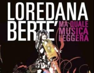 Loredana Bertè - Ma quale musica leggera