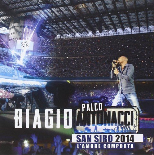 Palco Antonacci - L'Amore Comporta [2 CD + 1 DVD]