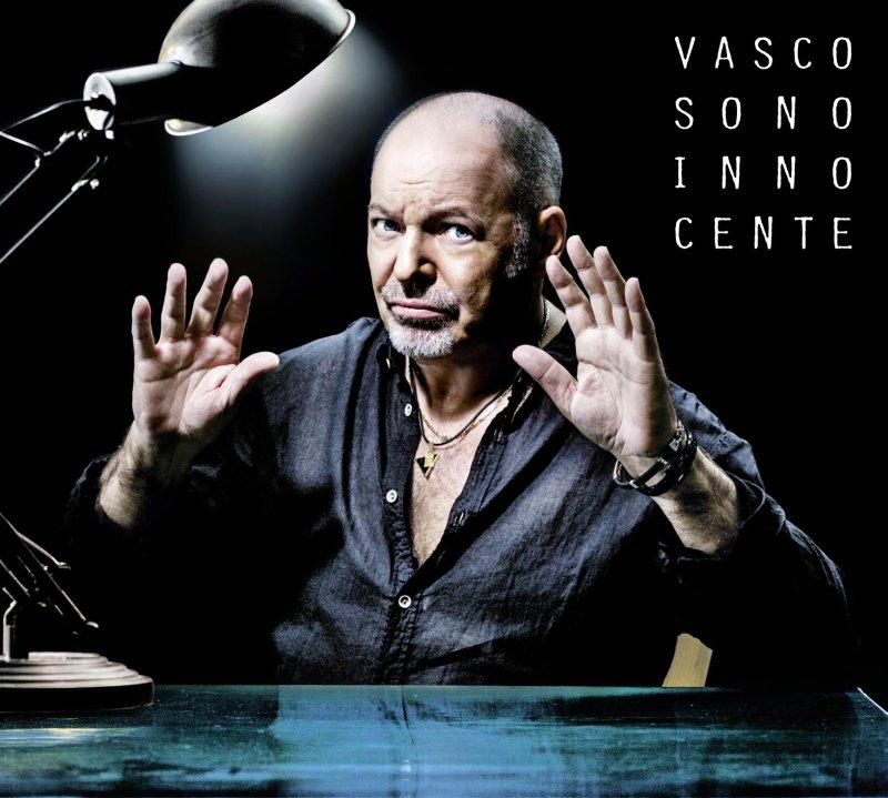 Vasco Rossi - Sono Innocente cover mani alzate
