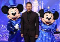 John Legend a Disneyland Paris