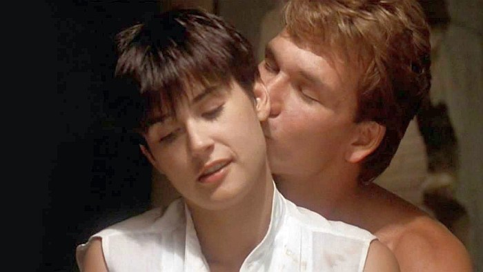 righteous brothers - unchained melody ghost