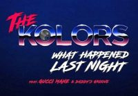 What Happened Last Night di The Kolors