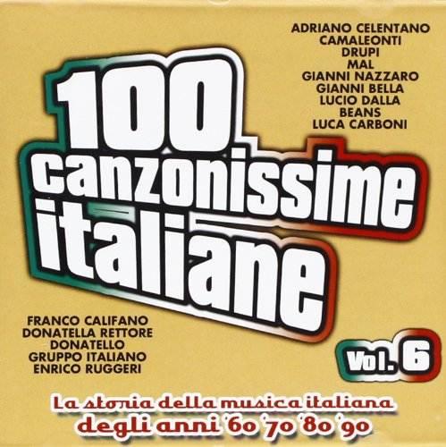 100 canzoni italiane