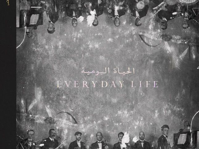 Everyday Life Coldplay